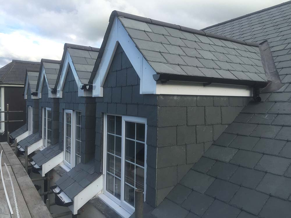Slate roofing Shrewsbury Shropshire