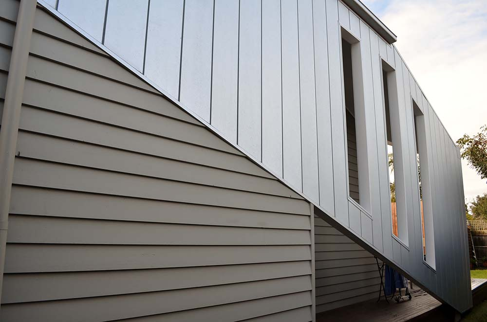 Cladding services Telford