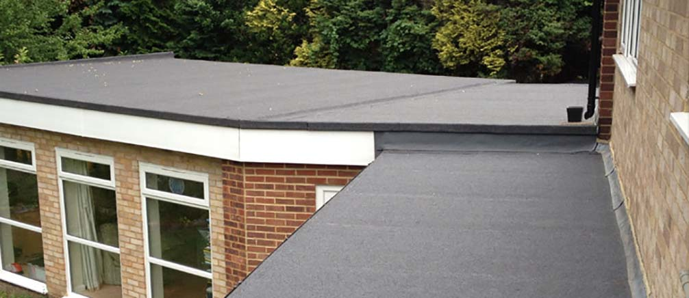 Flat Roofing - Felt Roofing
