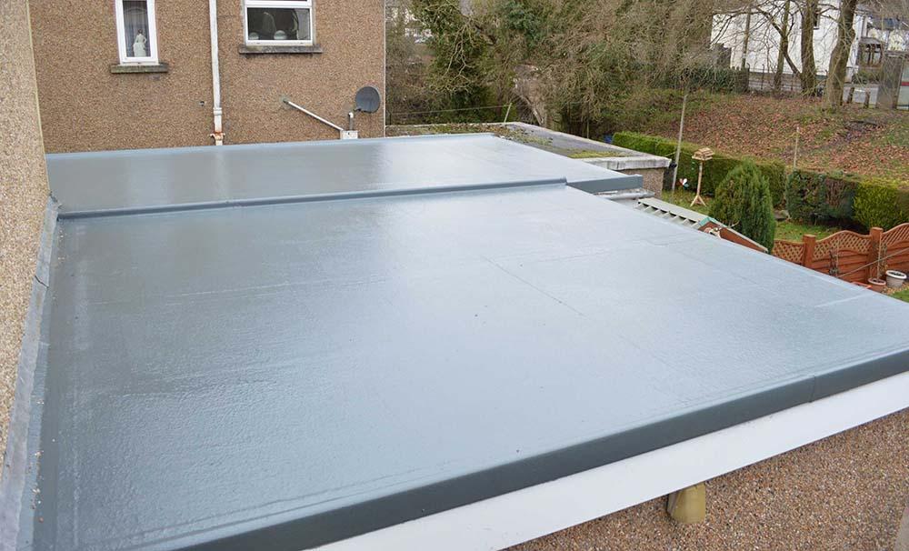 Flat roofing Perton Wolverhampton