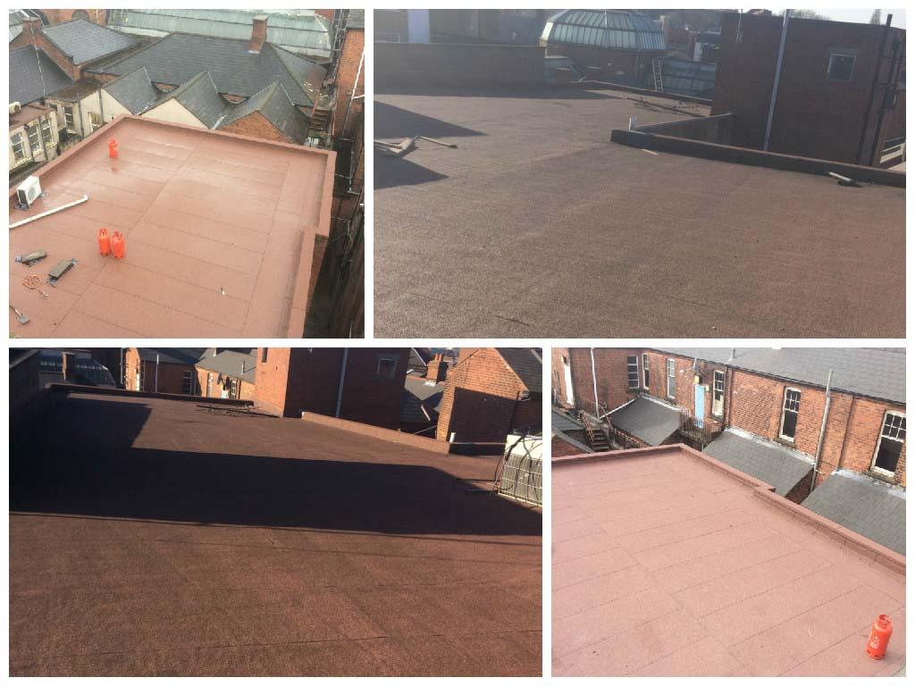 Flat roofing Pattingham Wolverhampton