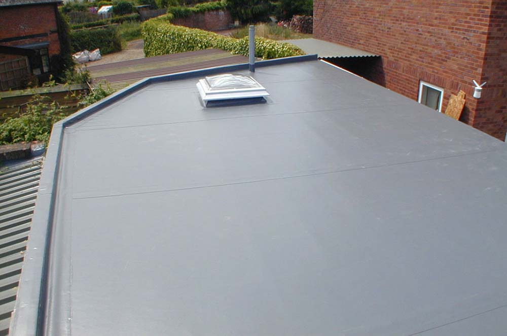 Flat roofing Park Hall Wolverhampton