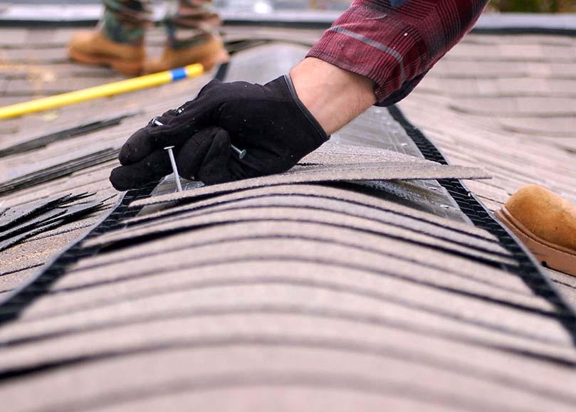 Roofing repairs Telford