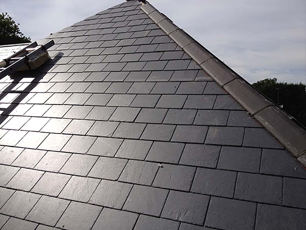 Slate roofing Telford