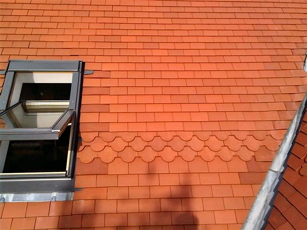 Tiled roofing - clay or concrete Hollinswood Telford