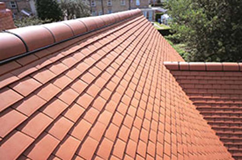 Tiled roofing Telford West Midlands