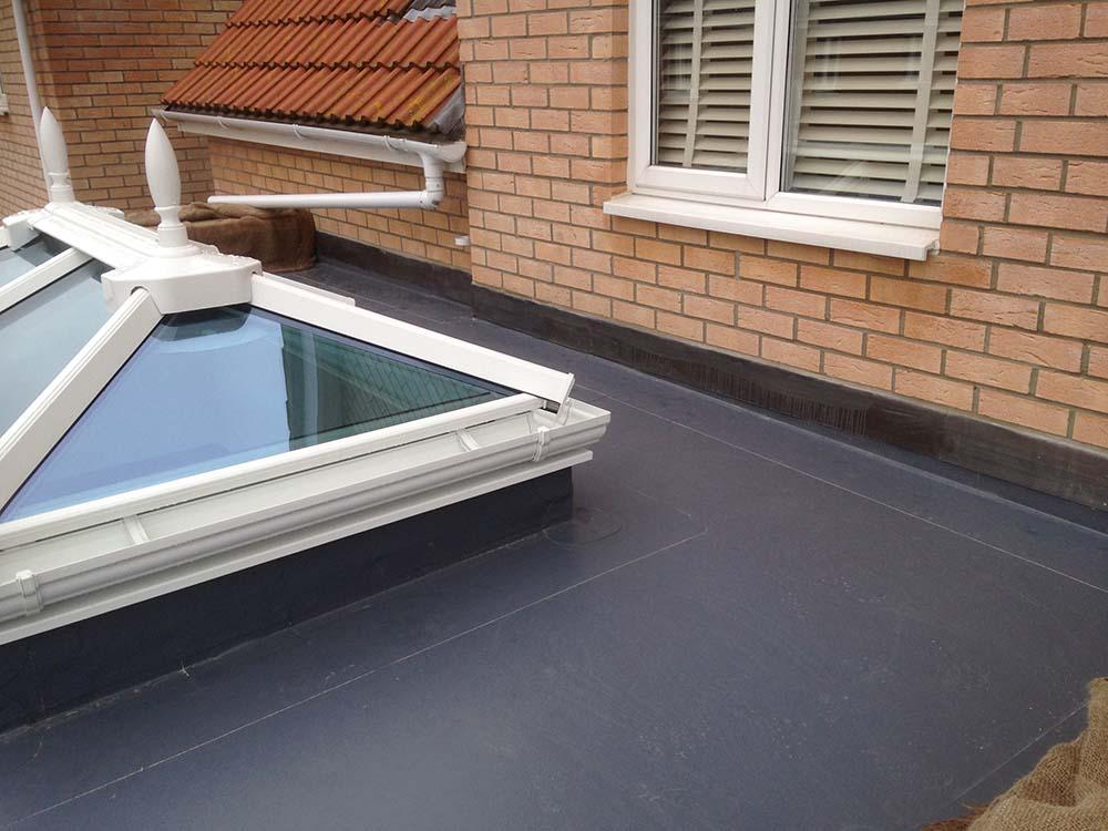 Rubber Roofing Ketley Telford