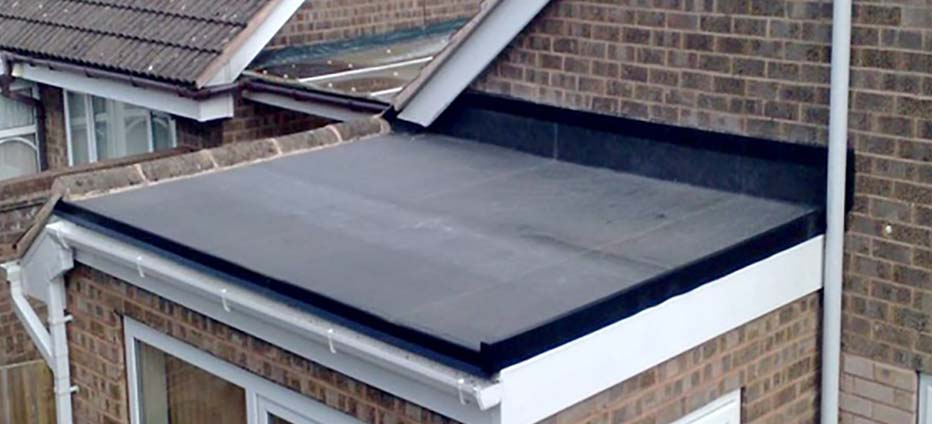 Rubber Roofing Perton Wolverhampton