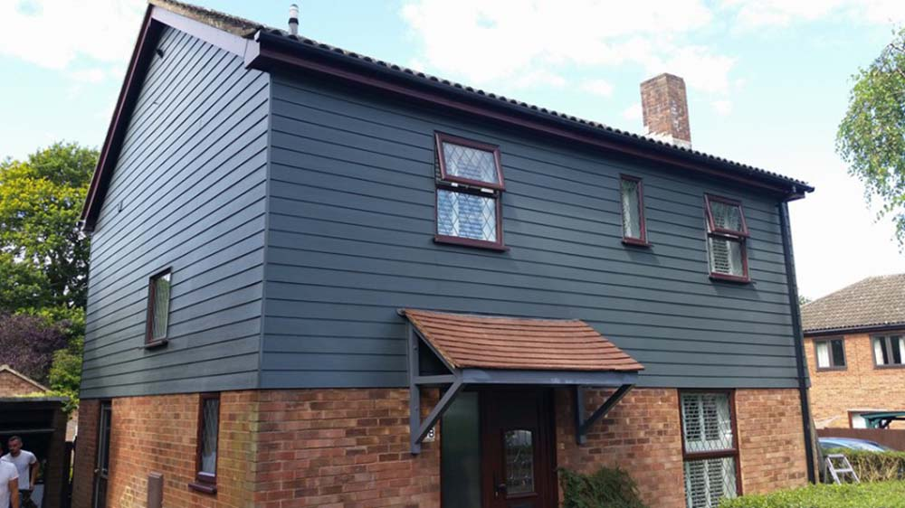 House cladding services Shifnal Wolverhampton
