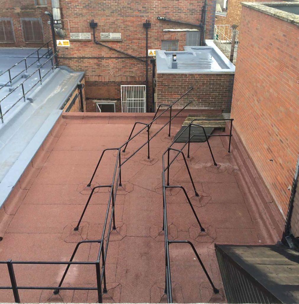 Flat felt roofing Stirchley Telford