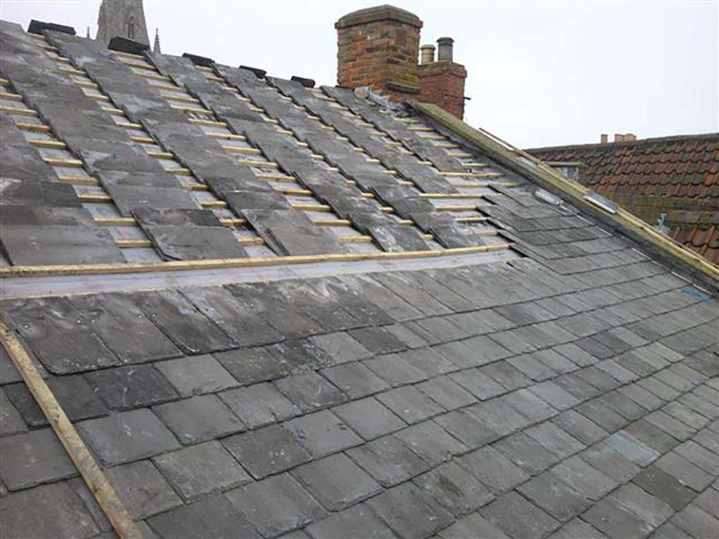 Roof repairs Bishops Wood Wolverhampton
