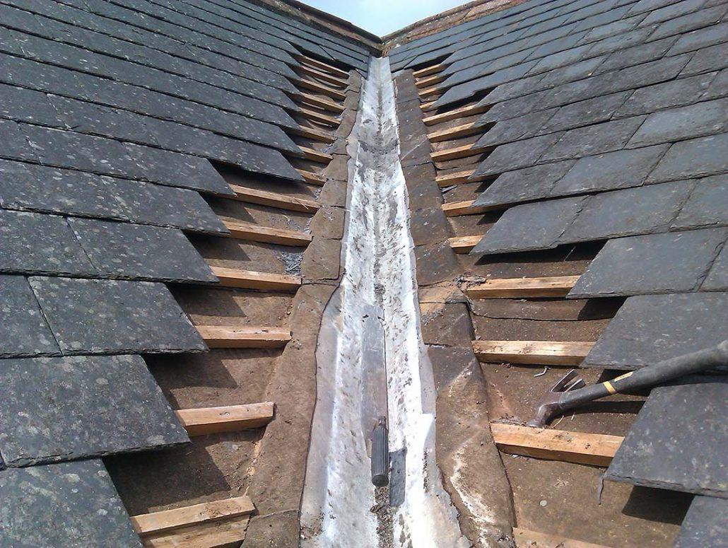 Roof repairs Ironbridge Telford