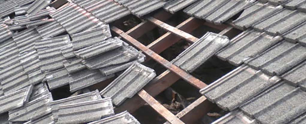 Roof repairs Donnington Telford