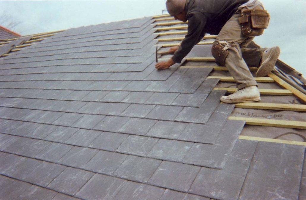 Roof repairs Stafford