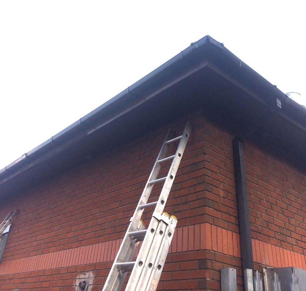 Roofline services Shropshire