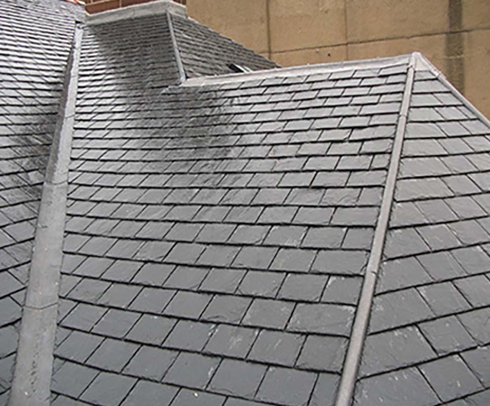 Slate tiled roofing Ketley Telford