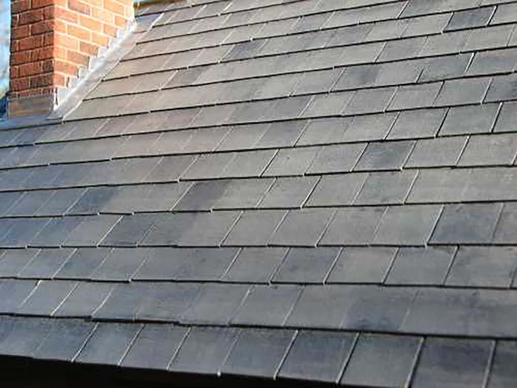 Slate tiled roofing Newport Telford