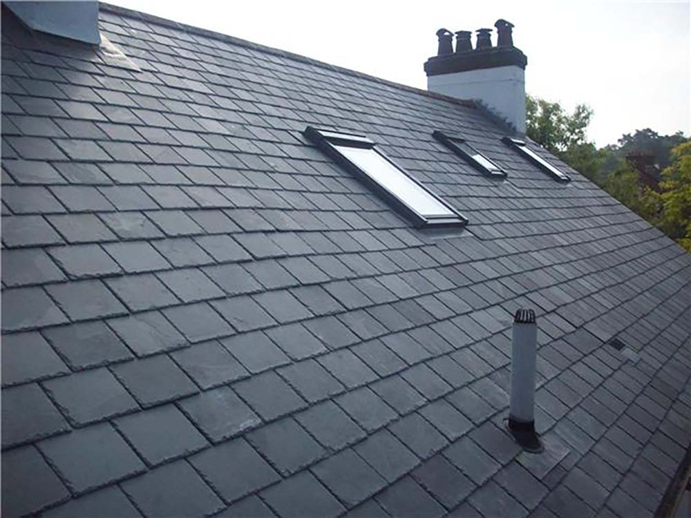 Slate roofing services Shrewsbury