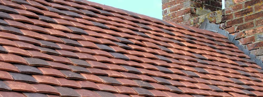 Tiled roofing Staffordshire