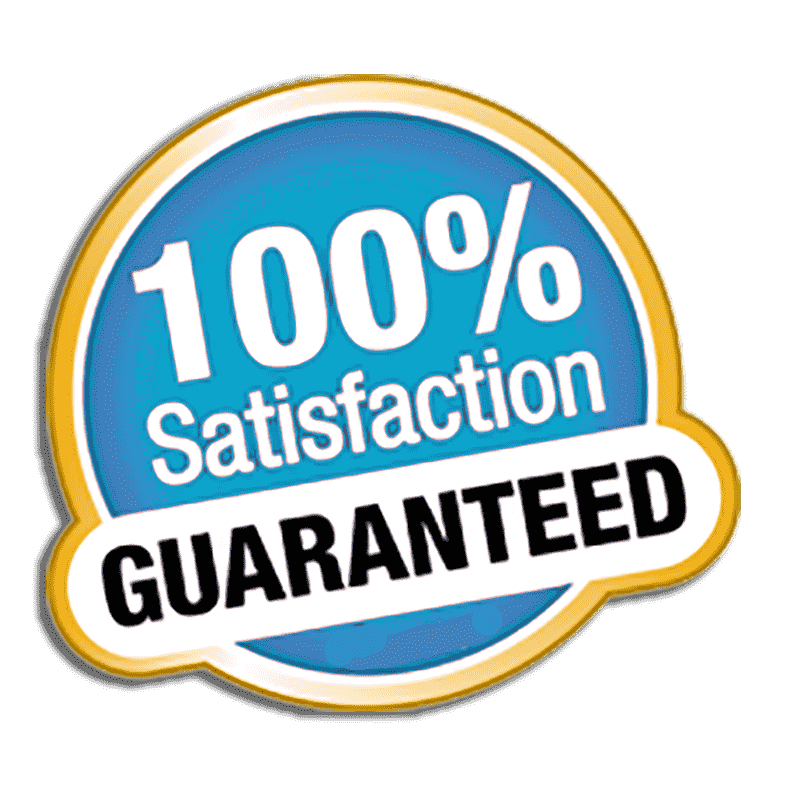 Meyrick Builders and Roofers satisfaction guarantee