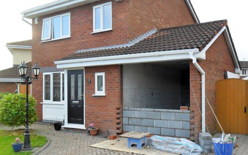 Garage conversion Perton Wolverhampton
