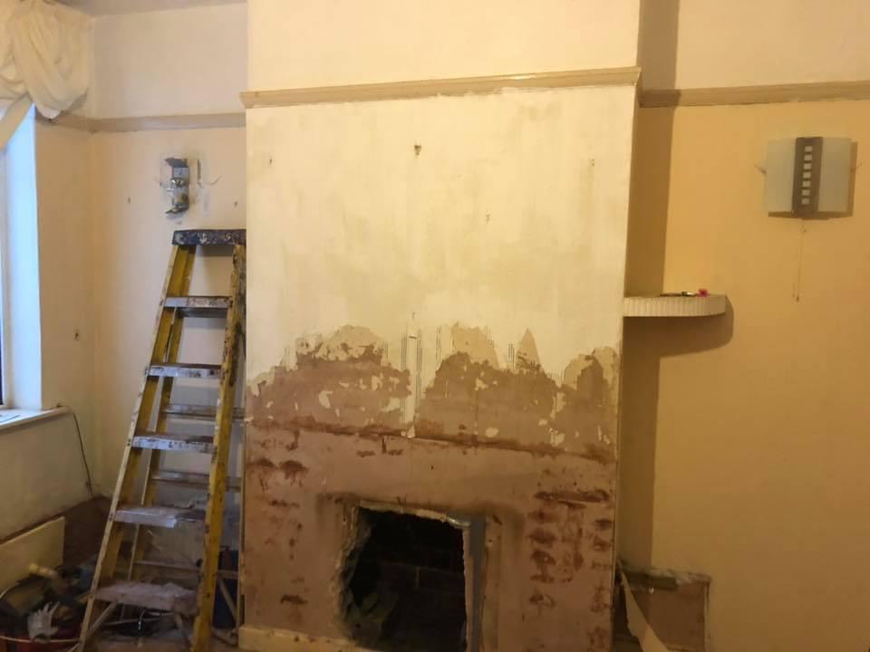 House renovation Codsall Wolverhampton