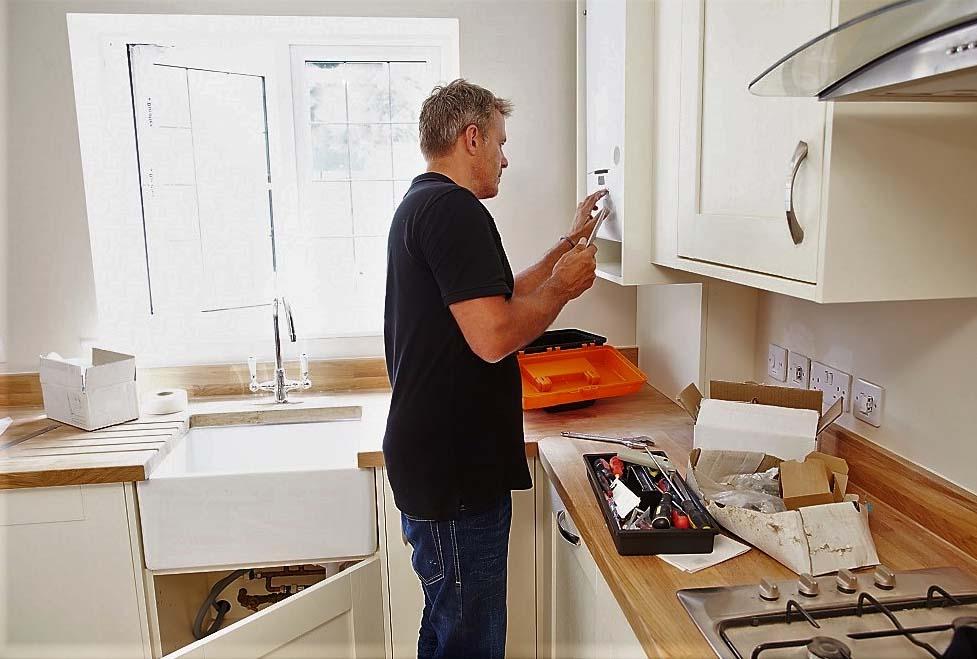 Kitchen fitting Newport Telford