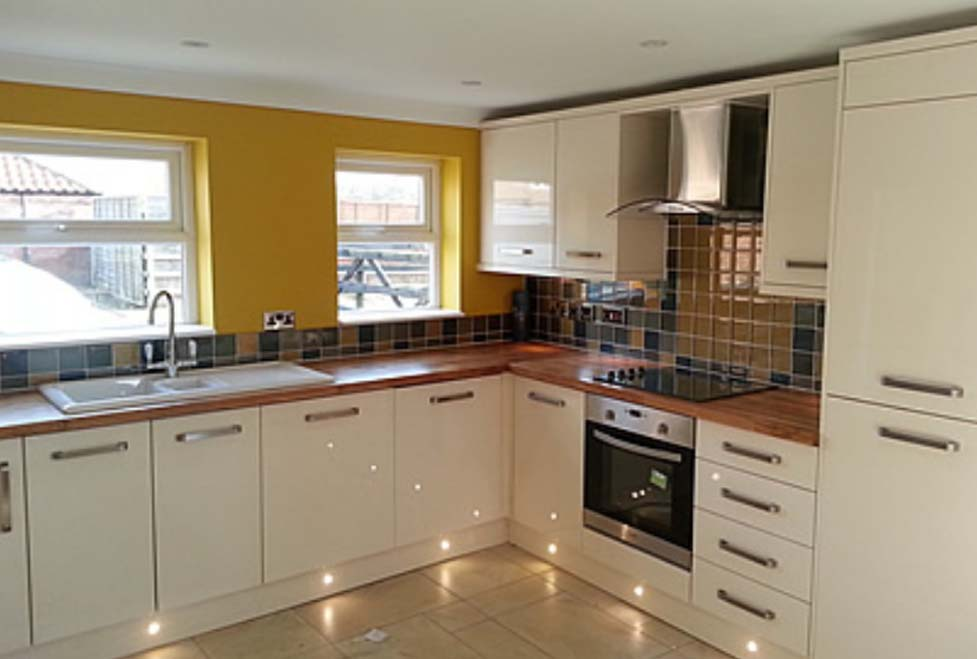 Kitchen fitting Shifnal Wolverhampton