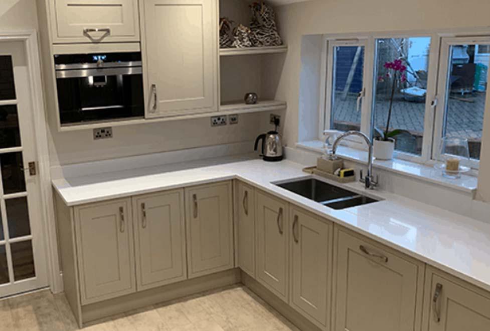 Kitchen fitting Tettenhall Wolverhampton