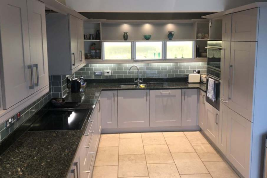Kitchen fitting and renovation