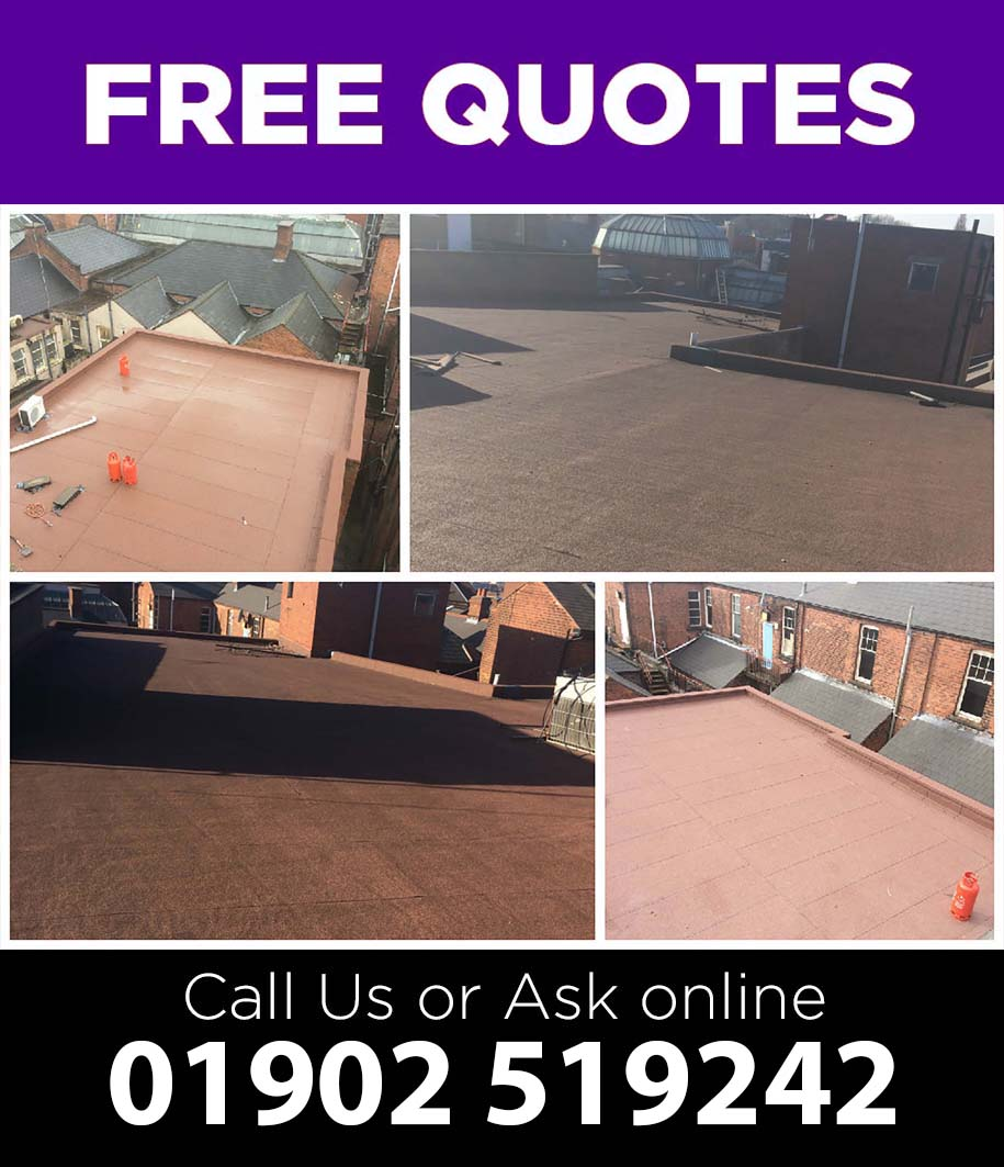 Meyrick Roofing Quotations