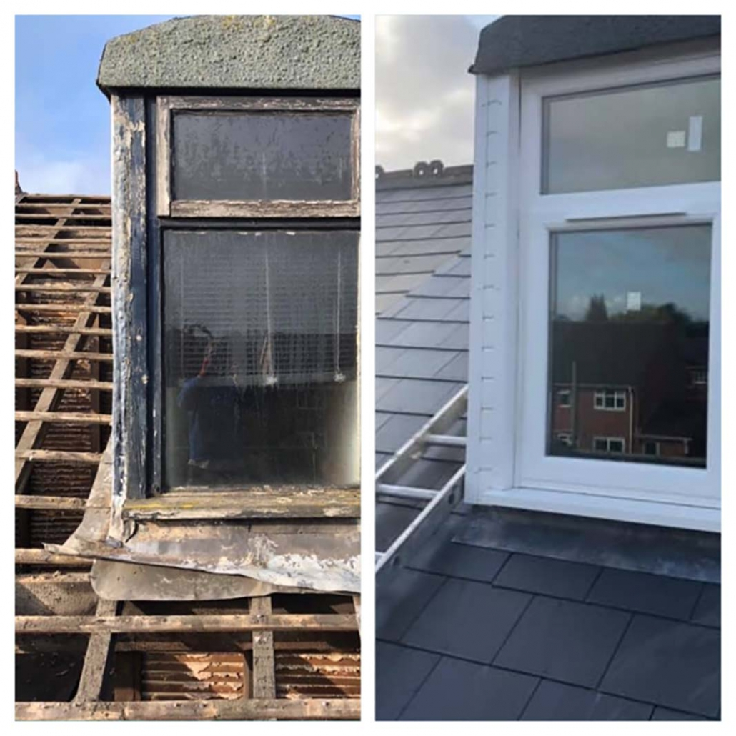 Window replacement and renovation