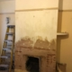 Check out my new fireplace job...