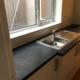 Latest light re furb of rental property...