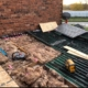 Recent flat roof before and after 07851844529...