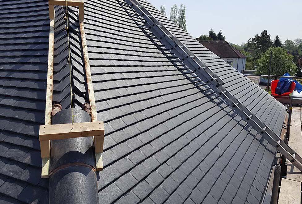 Roof repair Tweedale Shropshire
