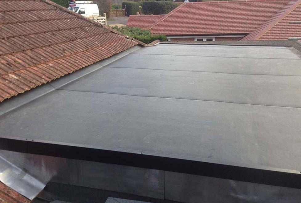 epdm Rubber Roofing Tweedale Shropshire