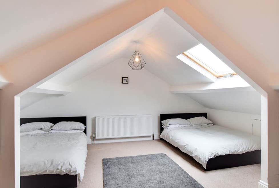 loft conversion Tweedale Shropshire